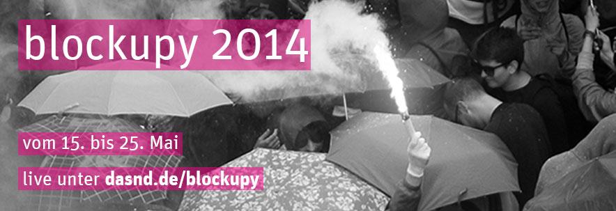 Blockupy 2014